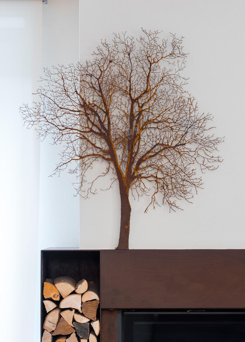 ALBERO, vista d'insieme dell'opera (foto di Nicola Dell'Aquila)
