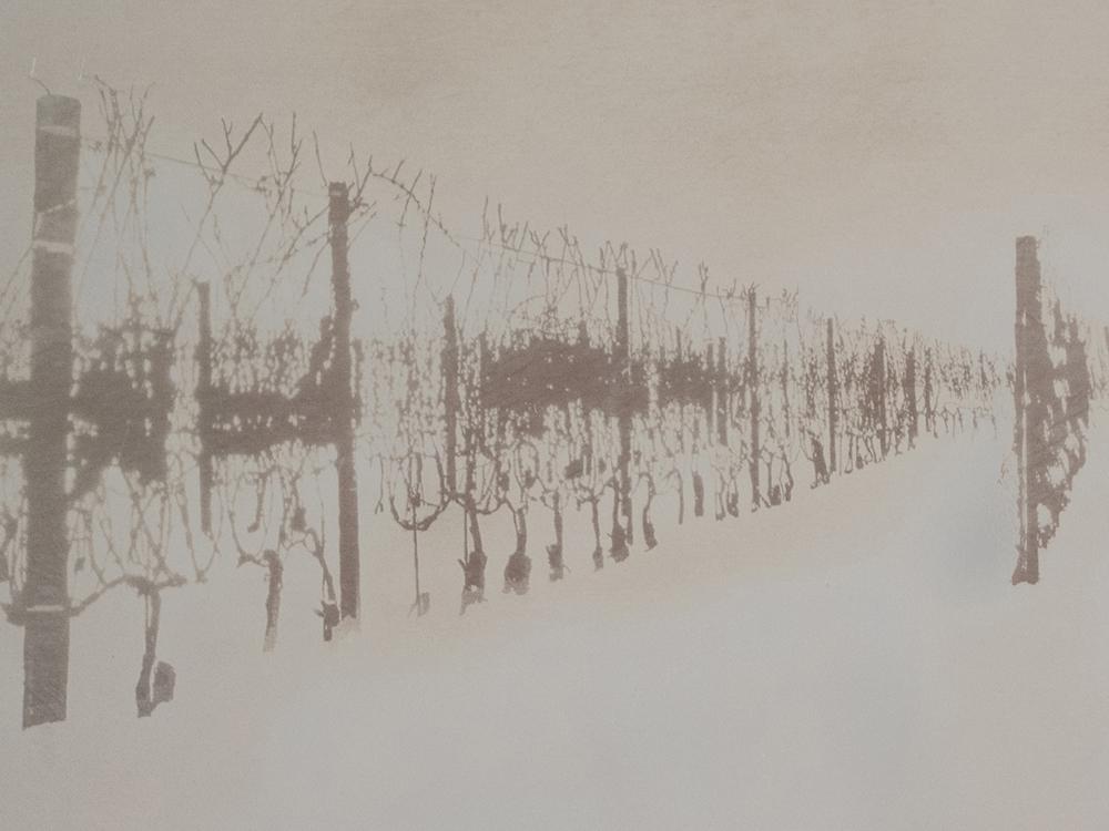 PROSPETTIVE PROVA D'ARTISTA, dettaglio della scultura (foto di Nicola Dell'Aquila)
