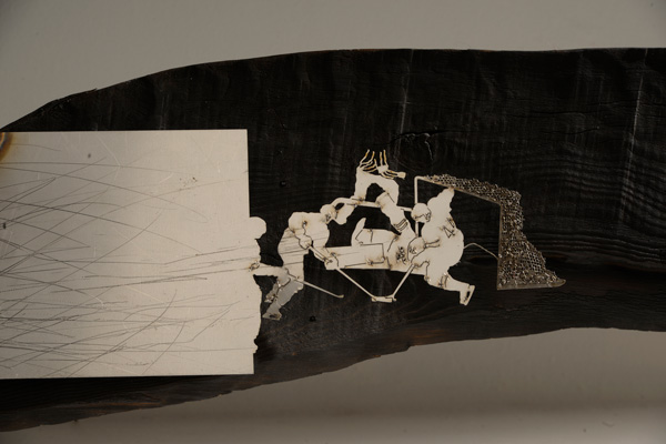FIN-SV scultura (foto di Enzo Isaia)
