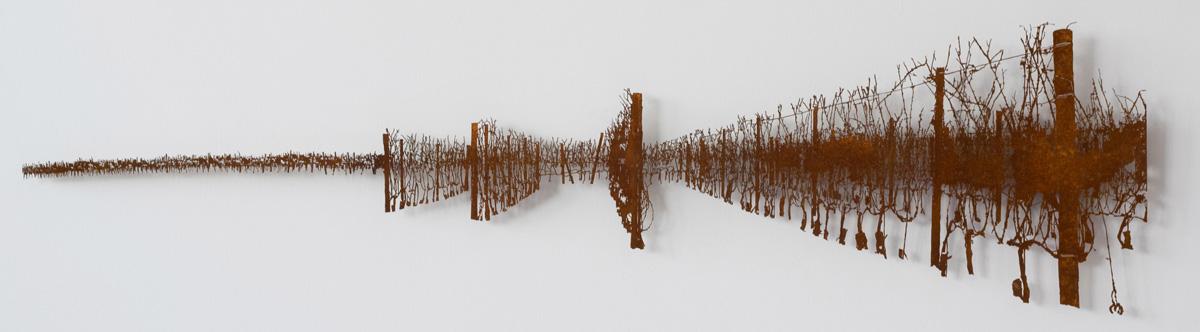 PROSPETTIVE,  scultura (foto di Nicola Dell'Aquila)