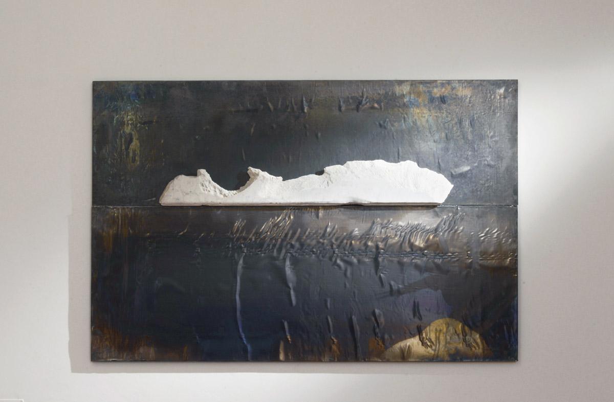 ICEBERG, scultura